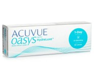 1-Day Acuvue Oasys with HydraLuxe (-50% на вторую упаковку)