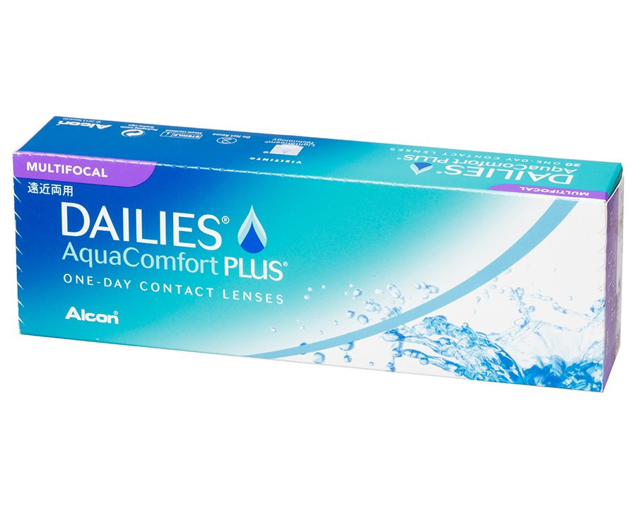 Dailies Aqua Multifocal